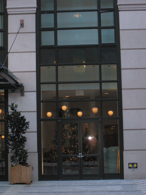 Project Gallery. « & RK Higgins Co. » Soho NY \u2013 Crosby Street Hotel